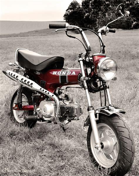 Honda   Dax by Sulfochromix | Mini motos | Pinterest ...