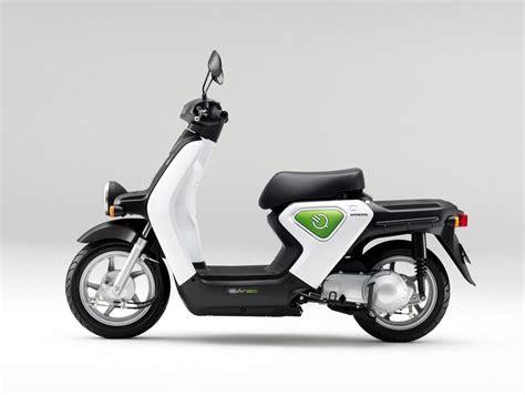Honda EV neo Electric Scooter Announced   Asphalt & Rubber