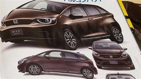 Honda Fit 2021   Imagens do catálogo photo