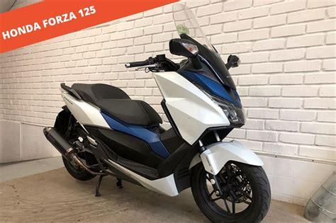 Honda Forza 125 2015 de segunda mano | Blog de Compro tu Moto