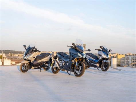 Honda Forza 2021: la 125 cc viene con nuevas hermanas ...