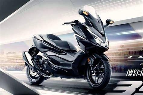 Honda Forza 350 1   MotoMalaya.net   Berita dan Ulasan ...