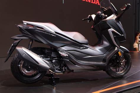 Honda Forza 350 ได้แรงมากขึ้น ราคาเพิ่ม 5,000 บาท ...