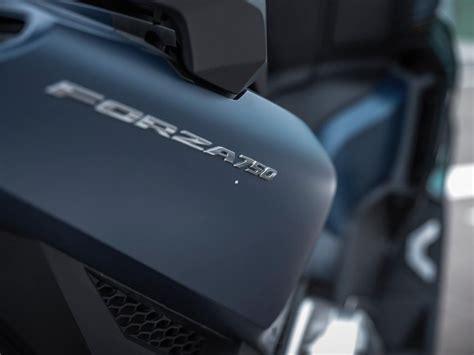 Honda Forza 750 2021 Prueba, Precio y Ficha Técnica