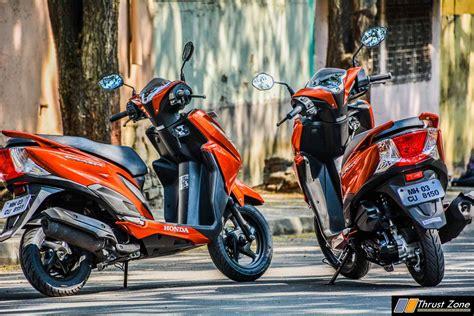 Honda Grazia Scooter Review, First Ride