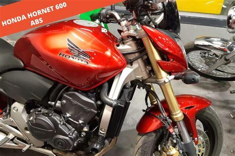 Honda Hornet 600 ABS 2008 de segunda mano | Blog de Compro ...