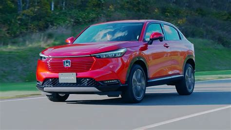 Honda HR V 2022