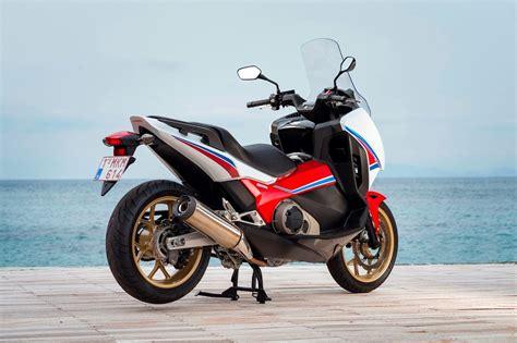 Honda Integra 750, DCT, обзор 2019, технические ...