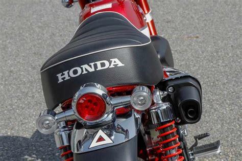 Honda Monkey 125 2019 | Precio, Ficha Técnica y ...