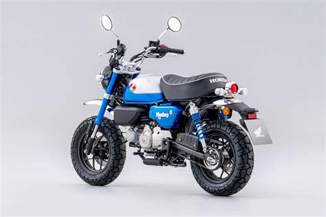 Honda Monkey 125 2022 | Fiche technique | Moto Algérie ...