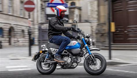 Honda Monkey 2022: prezzo, caratteristiche e scheda tecnica