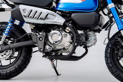 Honda Monkey 2022 ra mắt: động cơ và phuộc tinh chỉnh, hộp ...