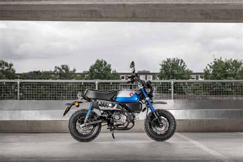 Honda Monkey MY 2022, Mesin Baru dan Update Fitur | Oto