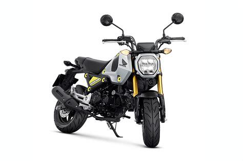 Honda MSX125 Grom 2021: la divertida mini moto de Honda ...