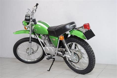 Honda SL 125S de 1973 d occasion   Motos anciennes de ...