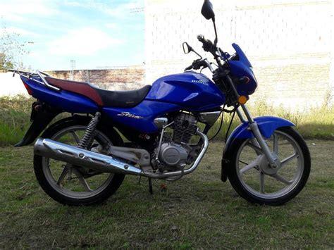 Honda Storm 125 Modelo   Brick7 Motos