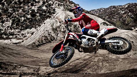 Honda también actualiza su gama de motos off road