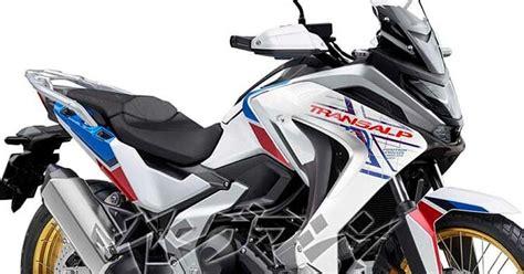 Honda Transalp 2022: así ven en Japón el regreso de esta ...