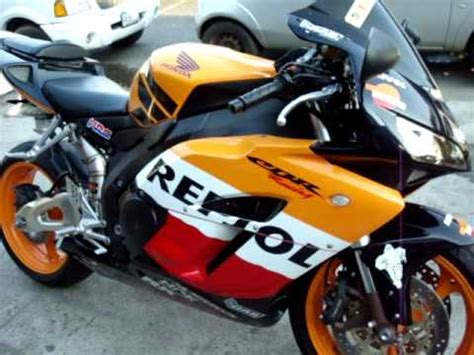 HONDA VERSION REPSOL PISTA MOTOS GIBSONN   YouTube