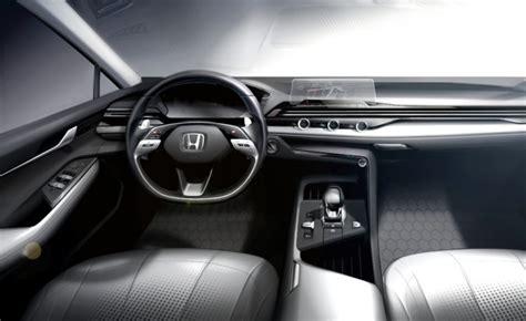 Honda volverá a las cabinas minimalistas en el Civic 2022 ...