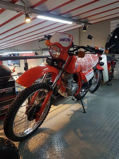 Honda Xl 125 S Xr Moto De Coleccion Permuto Qr Motors ...