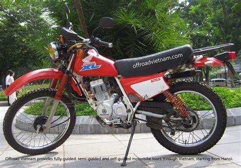 Honda XL125 For Sale In Hanoi   Offroad Vietnam Adventures