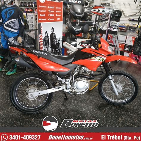 Honda Xr 125 L 2014 Unica 14000 Km   Bonetto Motos   $ 91 ...