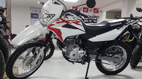 Honda XR150L 2020 | Ficha Tecnica, Precio, Colores | Specs ...