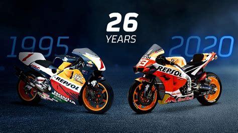 Honda y Repsol renuevan su alianza en MotoGP hasta 2022