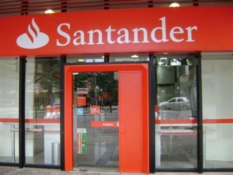 Horario Banco Santander