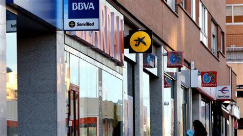 Horario del BBVA, Bankia, Banco Santander... ¿Qué bancos ...