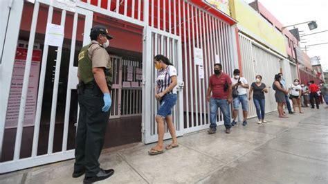 Horarios de bancos en Perú del 11 al 17 de mayo: Banco ...