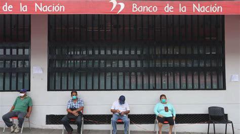 Horarios de bancos en Perú del 6 al 12 de julio: Banco ...