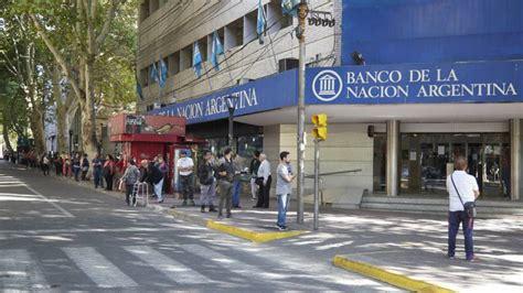 Horarios de los bancos en Argentina del 11 al 17 de mayo ...
