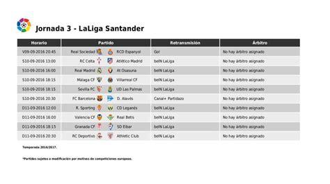 Horarios Liga Santander: J3: Celta Atlético estrena el ...