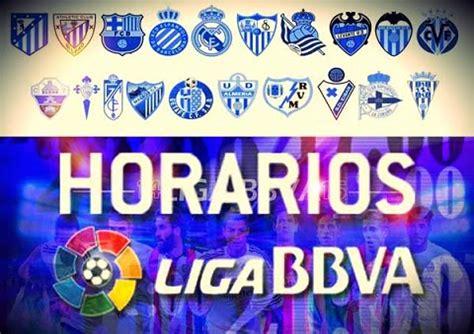 Horarios partidos sábado 13 diciembre: Jornada 15 Liga ...