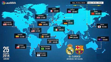 Horarios partidos sábado 25 de octubre: Jornada 9 Liga ...