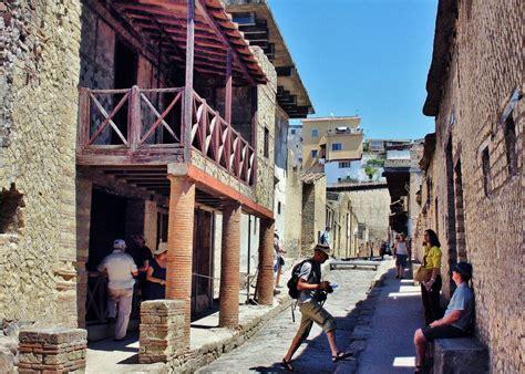 Horarios visita Herculano   Viajar a Italia