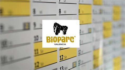 HORARIOS Y CALENDARIOS BIOPARC VALENCIA   Colectivia Blog ...