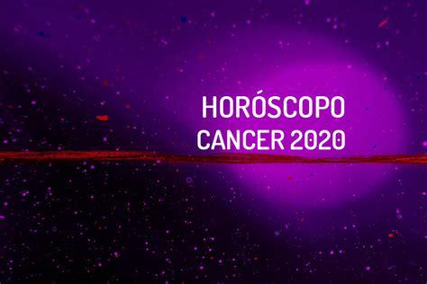 Horóscopo 2020 para Cáncer, previsiones completas   WeMystic