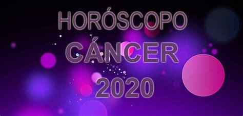 Horóscopo Anual Cáncer 2021   Predicción Anual Cáncer 2021