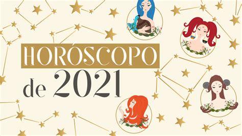 Horóscopo Anual de 2021