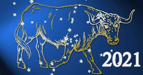 Horóscopo anual de Tauro: 2021