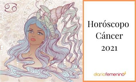 Horóscopo Cáncer 2021: magníficas predicciones de amor ...