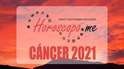 Horóscopo Cáncer 2021    Predicción Anual para el Signo ...