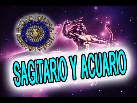 HOROSCOPO COMPATIBILIDAD SAGITARIO ACUARIO 2019 ...