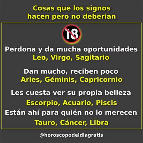 Hóroscopo de hoy 27 de marzo 2020   Signo zodiacal ...