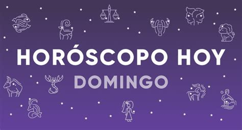 Horóscopo de hoy domingo 5 de julio de 2020   Horóscopo ...