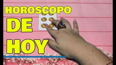 HOROSCOPO DE HOY GRATIS  todos los signos   YouTube