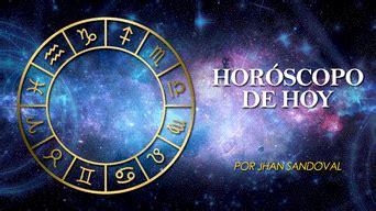 Horóscopo de hoy, martes 20 de noviembre del 2018 ...